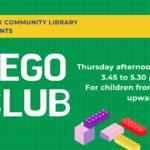 Thirsk Community Library Lego Club